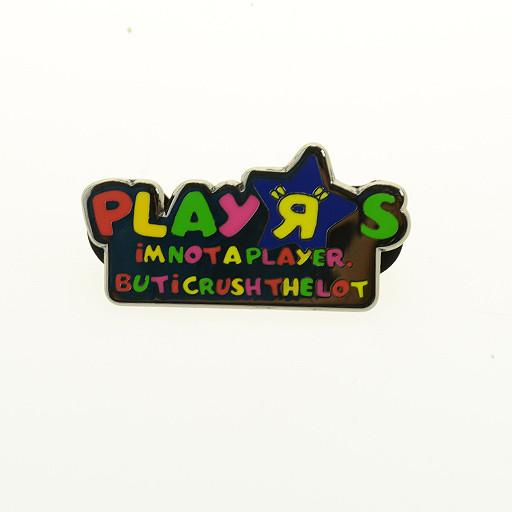 Playrs Pin - Grassroots California