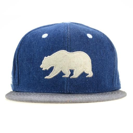 Polar Bear Denim Fitted