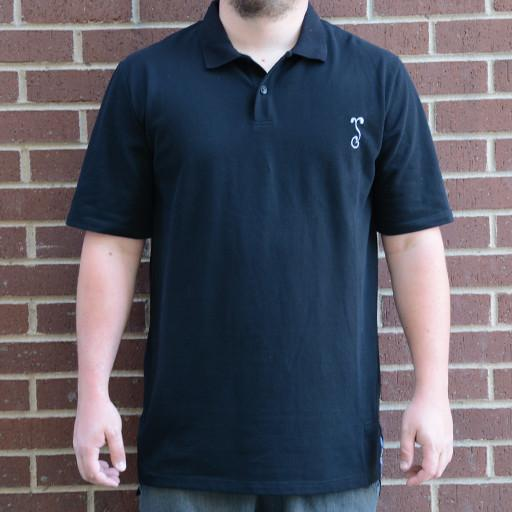 Black G Sprout Collared Shirt