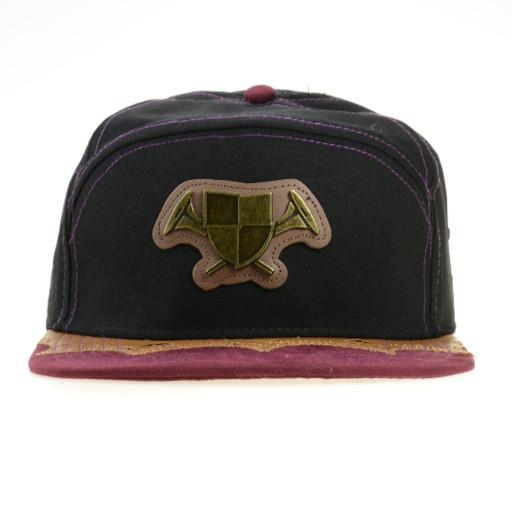 Proper Motion 6 Panel Strapback - Grassroots California