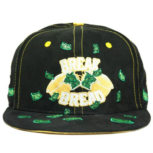Protect Your Fresh Black Strapback