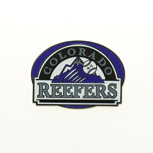 Reefers Pin