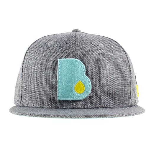 Removable B Bolder Extracts Gray Fitted - Grassroots California - 1