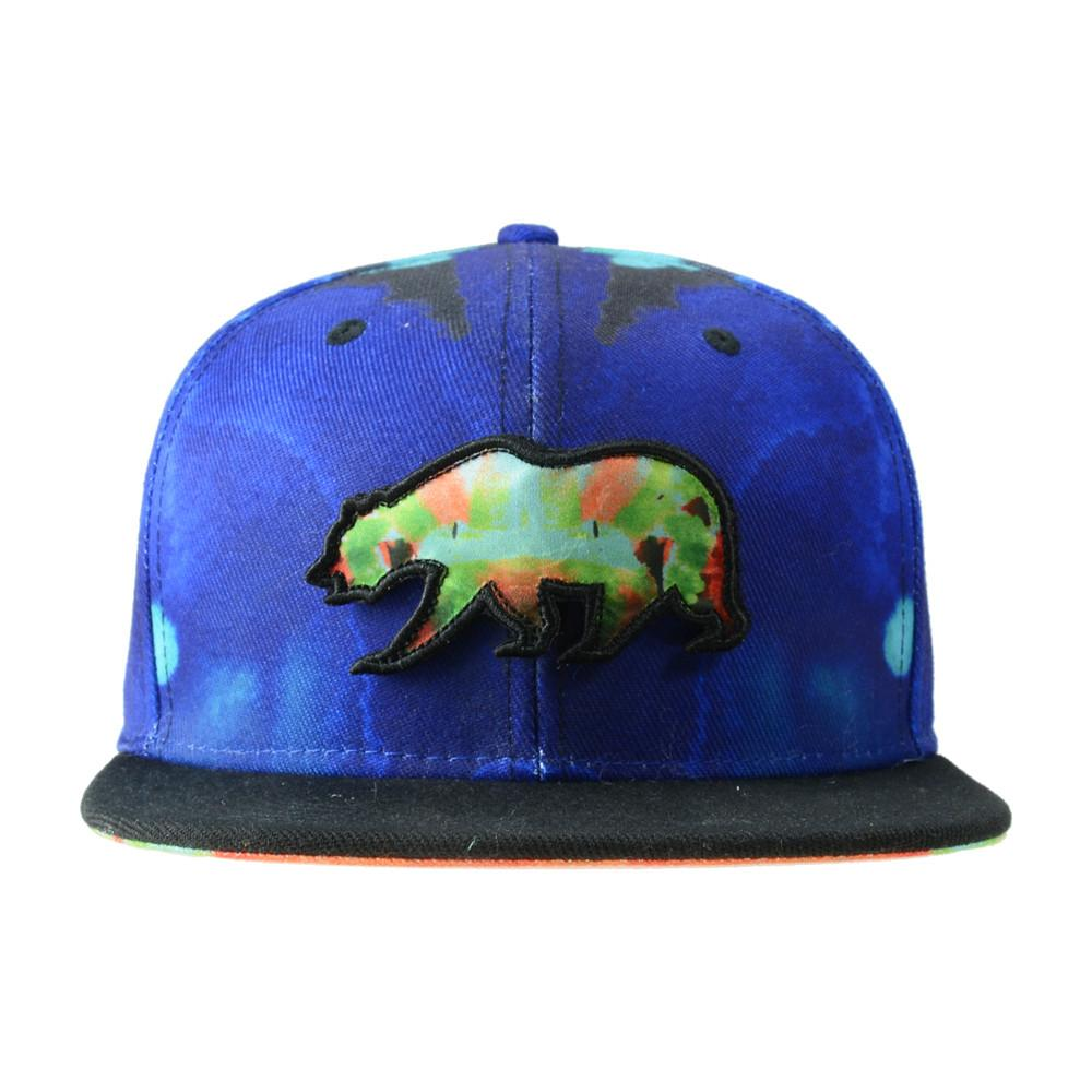 Removable Bear High Tide Snapback - Grassroots California - 1
