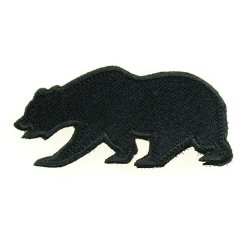 Removable Bear Patch OG Bears - Black Bear - Grassroots California