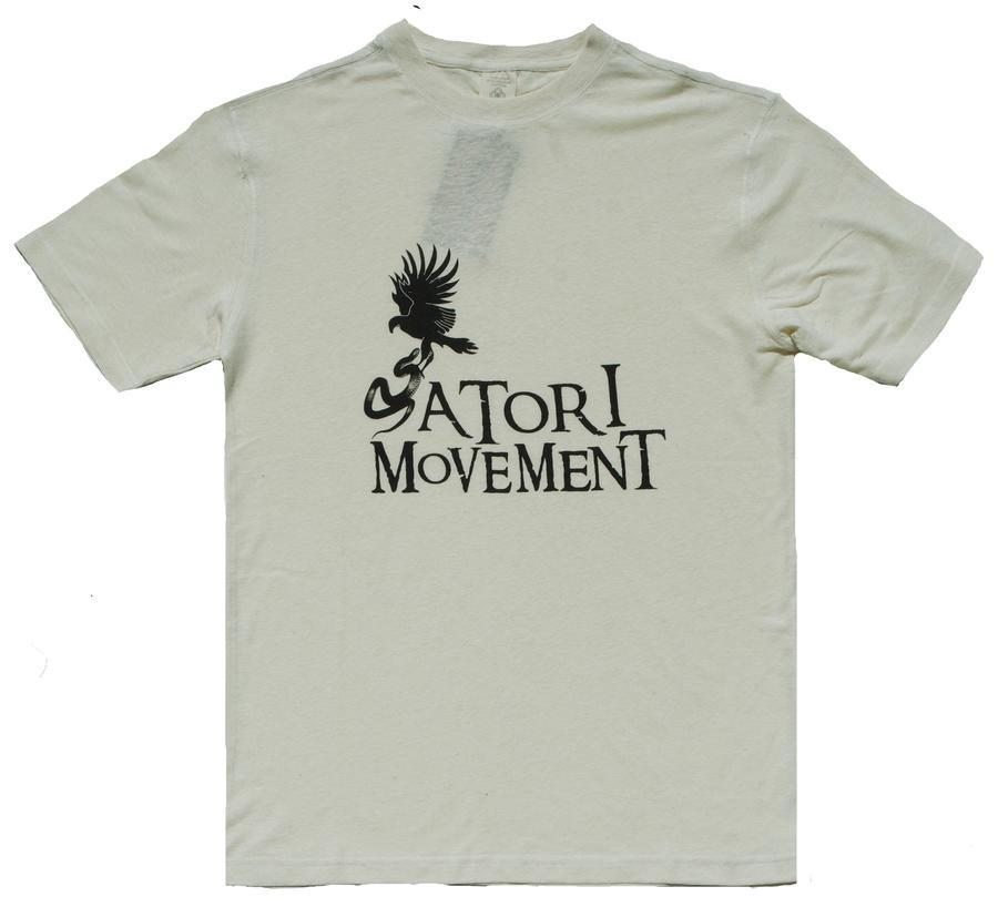 Satori Movement Natural Hawk vs. Snake Hemp Shirt