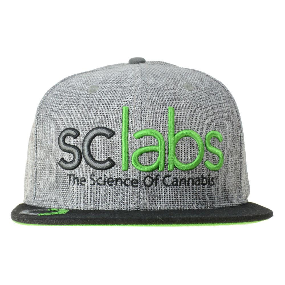 SC Labs Gray Fitted
