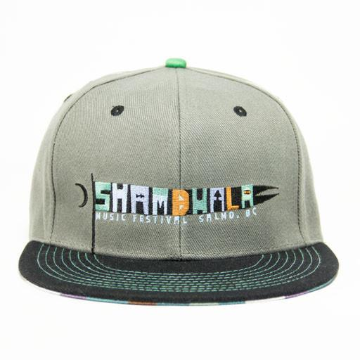Shambhala 2013 Gray Fitted