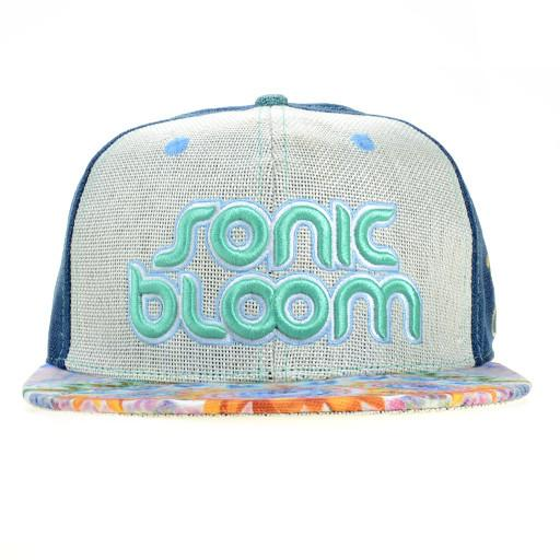 Sonic Bloom White Fitted 2015