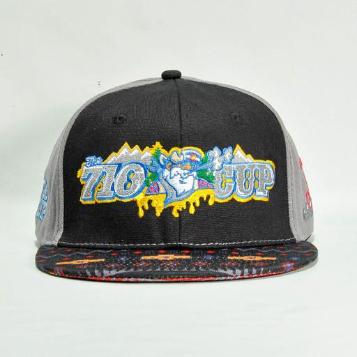 The 710 Cup 2014 Event Fitted Black