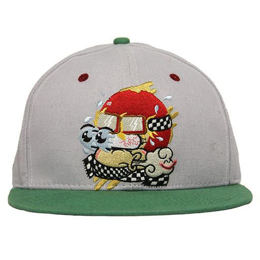 The 710 Cup Racer Snapback 2013