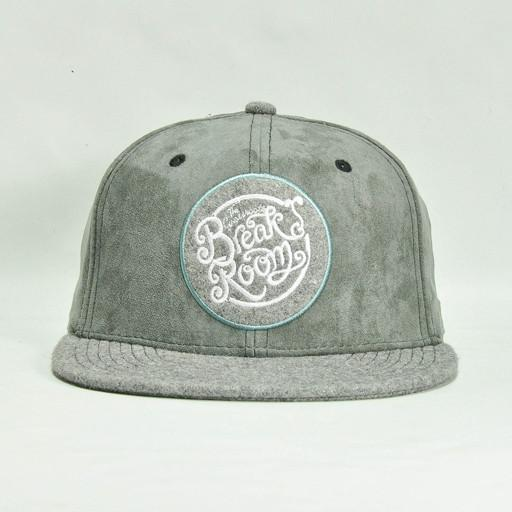 Break Room Gray Strapback - Grassroots California