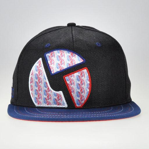 The Disco Biscuits Black Red/White/Blue Snapback
