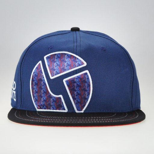 The Disco Biscuits Navy Red/White/Blue Snapback