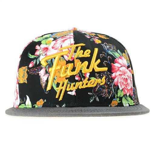 The Funk Hunters V2 Floral Snapback - Grassroots California - 1
