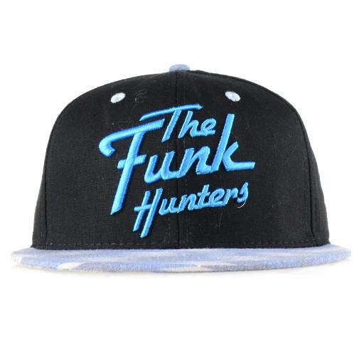The Funk Hunters V2 Spike Snapback - Grassroots California - 1