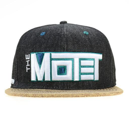 The Motet Denim Strapback