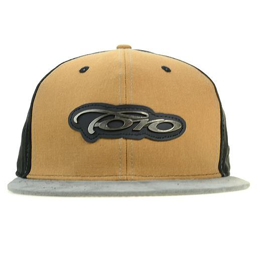 Toro Glass Brown Strapback - Grassroots California - 1