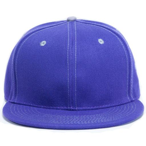 Touch of Class 2014 All Purple Fitted - Grassroots California - 1