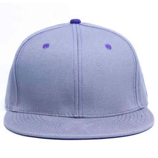 Touch of Class 2014 Gray/Purple Fitted - Grassroots California