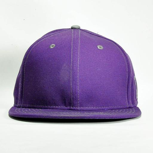 Touch of Class - Purple Snapback - Grassroots California