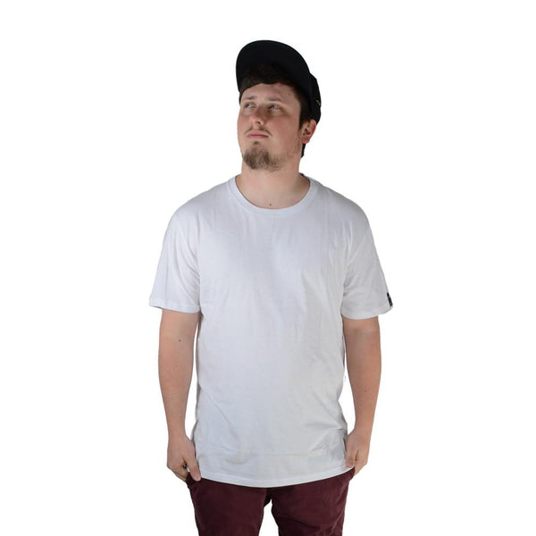 Touch of Class White T Shirt - Grassroots California - 1