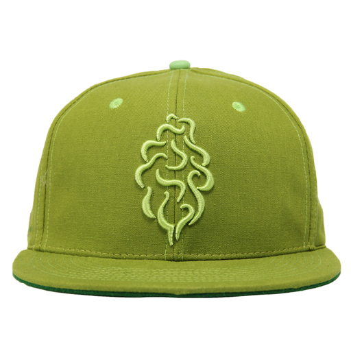 Tree Shurts Collection One - Jack Herer Green Fitted