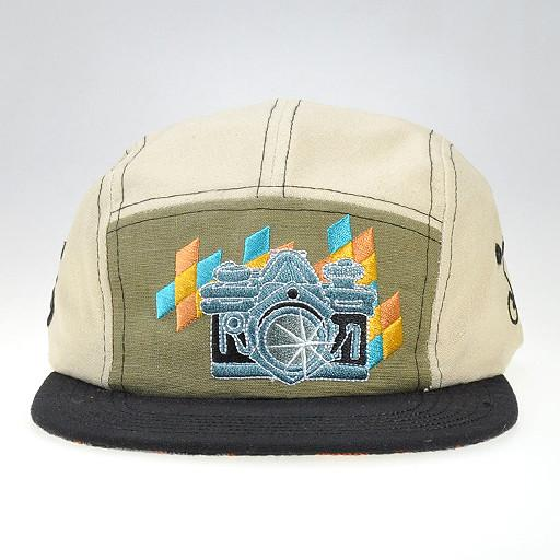 Tristan Hodges White 5 Panel - Grassroots California