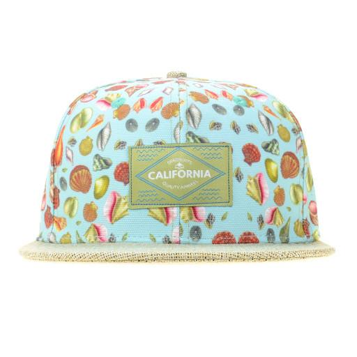 Turner Sprout Seashell Blue Snapback