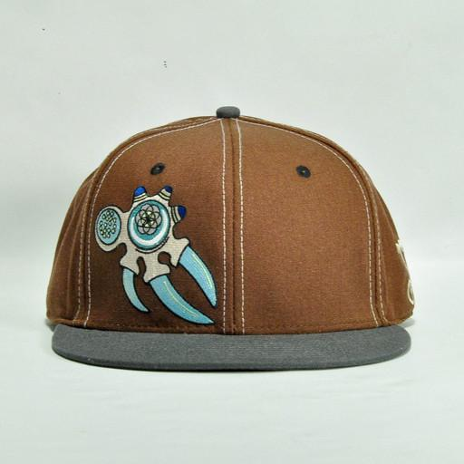 Uba2ba Brown Fitted