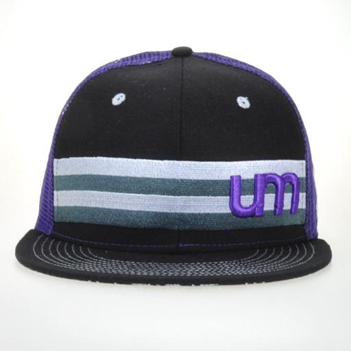 Umphrey's McGee Mesh Purple Fitted