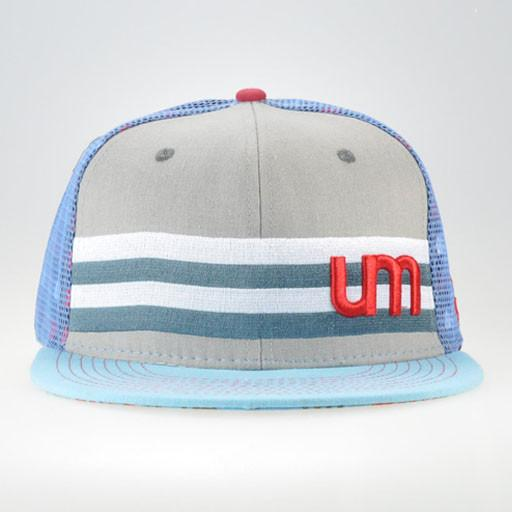 Umphrey's McGee Mesh V5 Blue Fitted
