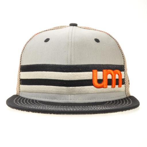 Umphrey's McGee Mesh V6 Brown Orange Fitted