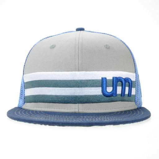 Umphrey's McGee Navy Mesh Fitted 2015 - Grassroots California