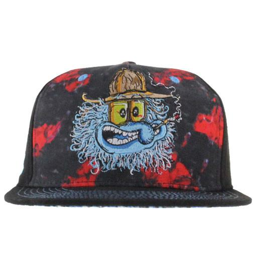 Vincent Gordon Gonzo Shallow Snapback - Grassroots California - 1