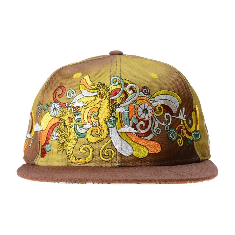 Vincent Gordon Seahorse Gold Fitted