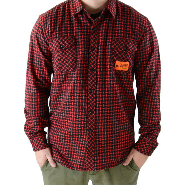 Voorhees Red Flannel - Grassroots California - 1