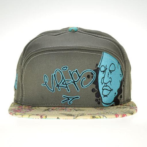 Voorhees Gray Fitted - Grassroots California