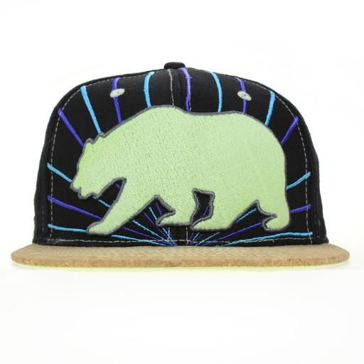 Wear The Party Black V2 Snapback - Grassroots California - 1