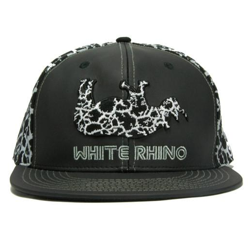 White Rhino 2014 Black Fitted