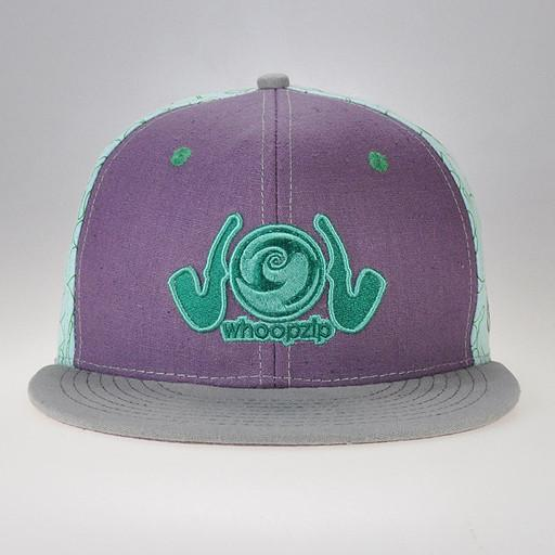 Whoopzip 2012 Purple Fitted