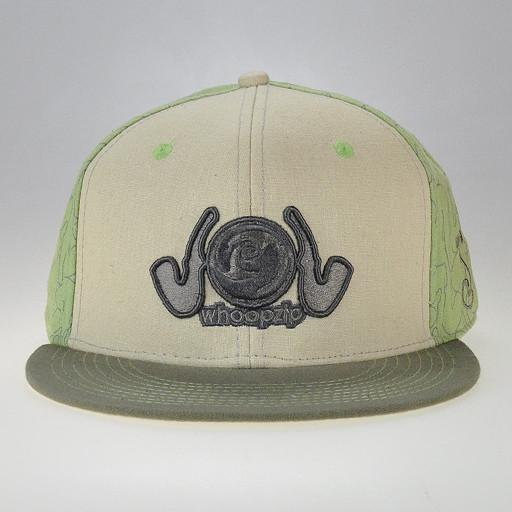 Whoopzip 2012 Green Fitted