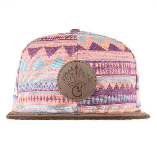 Wingtip Native Sand Spikes Strapback - Grassroots California - 1