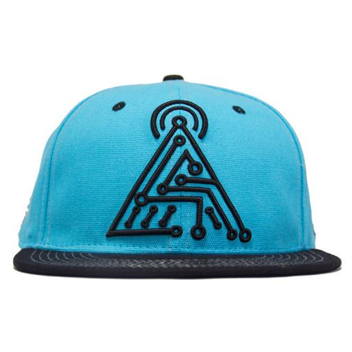 Zoogma Blue Fitted