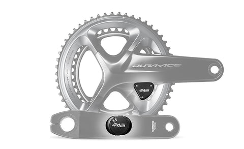 PRECISION PRO<br>(Dual)<br>Factory Install<br>(installed on your crankset)
