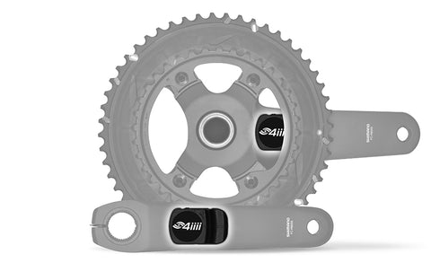 Podiiiium Pro<br>(Dual)</br>Factory Install<br>(installed on your crankset)