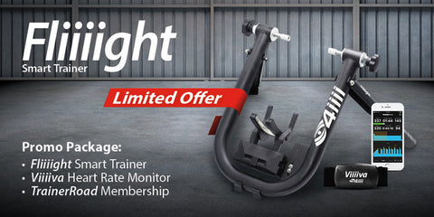 Fliiiight Smart Trainer Bundle