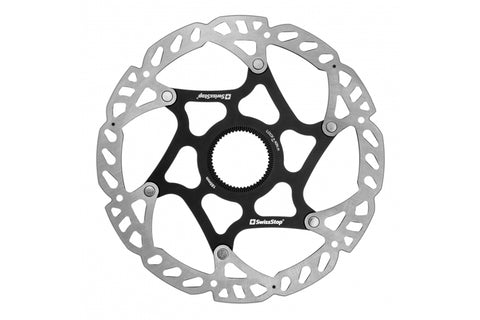 SwissStop Catalyst Disc Rotor - Retro Road