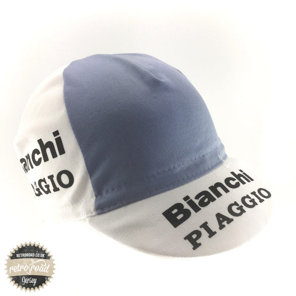 Bianchi Cotton Vintage Cap - Retro Road  - 1