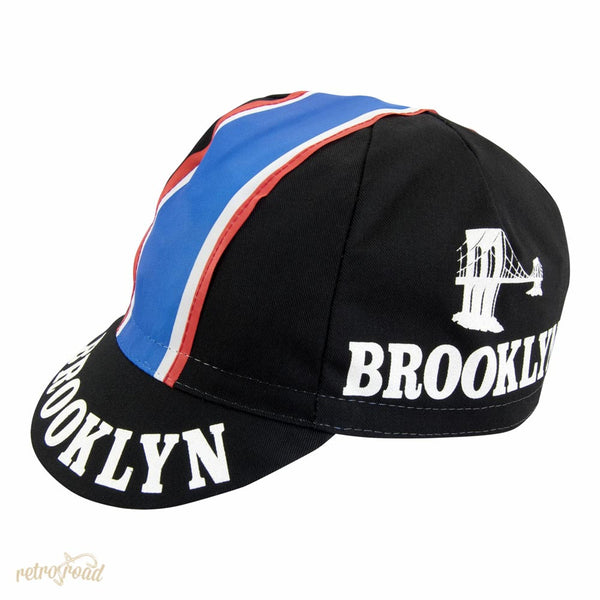 Brooklyn Cotton Vintage Cap - Retro Road